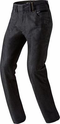 Pantalón Vaquero moto técnico Revit Memphis H2O Dark ...
