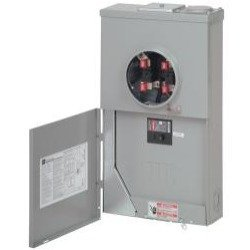 Eaton MBT48B200BTS Br Outdoor Meter/Panel Combo 200A 4-8,...