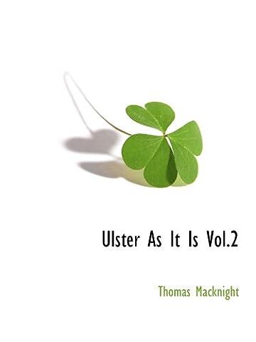 Ulster As It Is Vol.2 (As It Is Volume 2)