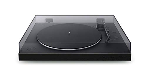 Sony PS-LX310BT Bluetooth Turntable with built-in Phono Pre-Amp, 2 speeds and 3 gain modes