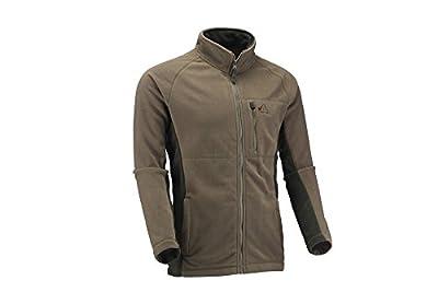 ERUITOR Men Women Classic Full Zip Fleece Vest & Pullover & Hoodie Jacket Shell Plus Size