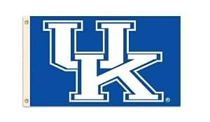 Brand New Kentucky Wildcats 3 Ft. X 5 Ft. Flag W/Grommets