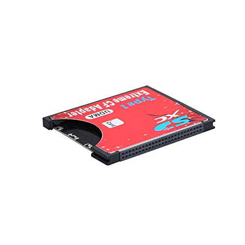 64GB 128GB Single Slot Extreme For Micro SD//SDXC TF To Compact Flash CF Type I Memory Card Reader Writer Adapter