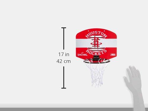 Spalding NBA Mini Tarjeta Houston Rockets 77//–/663z