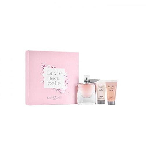 Lancome La Vie Est Belle Eau de Parfum Set for Women, 3 Count ()