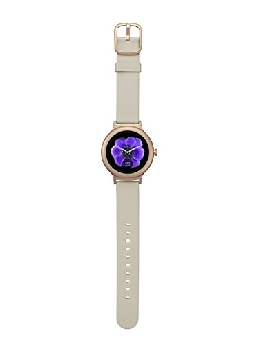 LG Electronics LGW270.AUSAPG LG Watch Style Smartwatch with Android Wear 2.0 - Rose Gold - US Version by LG Watch Style (Image #1)