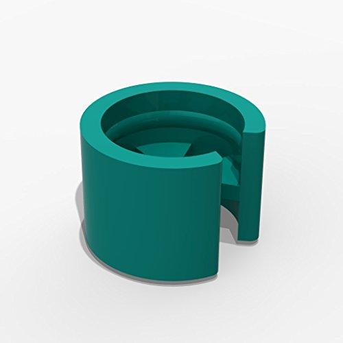 Discount Sizing Blank Hanger Size Markers - 100pcs/bag (100, - Jade Hanger