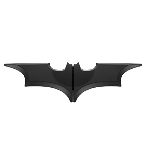 Batman Products : Gudeke Unisex's Zinc Alloy Dark Knight Rises Man Batman Batarang Money Clip Black