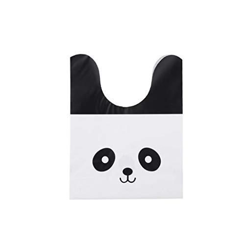 Yu2d  10PCS Cookie Geschenk BagCute Bunny Muster Candy Halter Goody Bag -