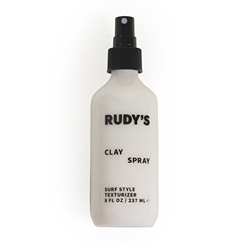 Rudy's Clay Spray, Sea Salt Texturizing Spray for...
