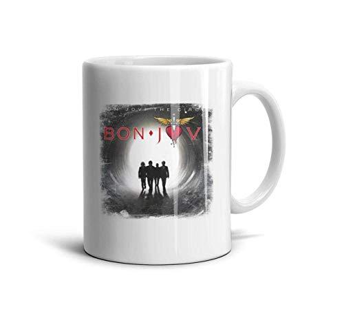 Bon-Jovi-These-Days- Classic Coffee Mugs 11oz Ceramic Tea Cups,Bon Jovi the,One Size