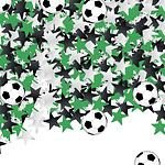 amscan Soccer Confetti, Party Decoration, 12 Bags