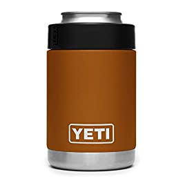 YETI Rambler Colster, Vacuum Insulated, Stainless Steel Drink Insulator