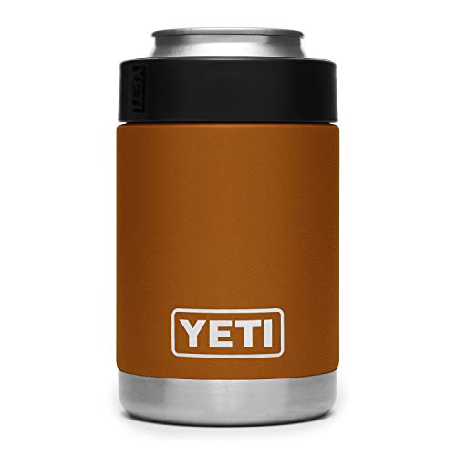 YETI Rambler Vacuum Insulated Stainless Steel Colster, Clay
