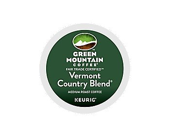 Green Mountain Coffee Fair Trade Vermont Country Blend K-Cup (192 ()