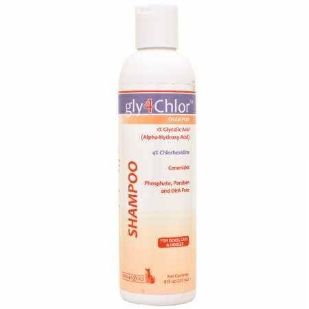 Dermazoo Gly4Chlor Shampoo (8 fl - Glycolic Moisture