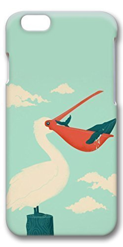 Swan mouth fish Phone Case Custom Well-designed Hard Case Cover Protector For Iphone 5 5s