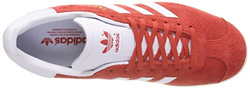 Gazelle White Red Tactile Cream White Adidas Footwear Red Shoes Men 5aqgF
