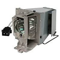 Amazing Lamps BL-FP190E / SP.VH01GC01 Replacement Lamp with Housing for Optoma Projectors