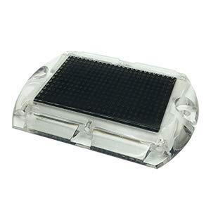 Hydro Glow Q7B Ultra Thin Solar Dock, Deck & Pathway Light - Blue
