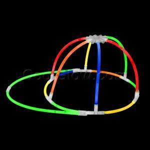 Glow Cap - Multicolor