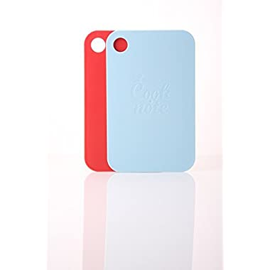 Smart Mini Multi-functional Cutting Board (Red and Blue Set)