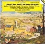 - Copland: Appalachian Spring / Barber: Adagio