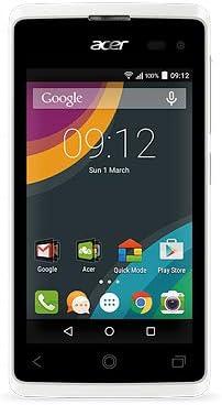 Acer Liquid Z220 8GB White - Smartphone (SIM única, Android ...
