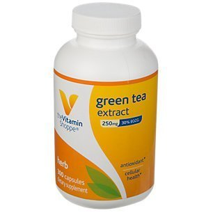 the Vitamin Shoppe Green Tea Extract 300 Capsules by Vitamin Shoppe