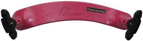 Everest ES-4 Violin Shoulder Rest (4/4), Hot Pink