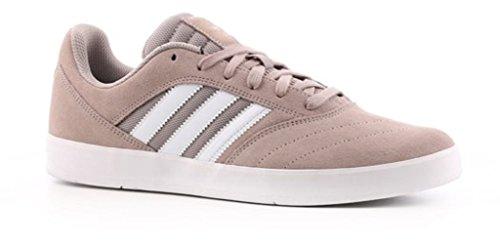 Adidas Heren Suciu Adv Ii Skate Schoen Damp Grijs / Wit / Goud