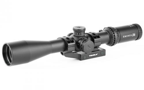 TRUGLO EMINUS Precision Rifle Scope, 4-16 x 44mm