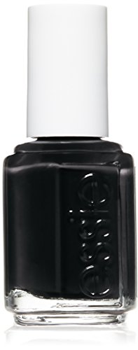 essie nail polish, licorice, black nail polish, 0.46 fl. oz.