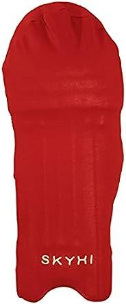 Skyhi Colored Cricket Batting Pads Covers - Leg Guards Clads - Leg Guard Skin
