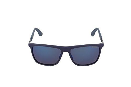 para de Sparkling S Rectangulares Gafas Bluette hombre Azul sol Matte Sky Carrera Bluee 5018 aq4YxR