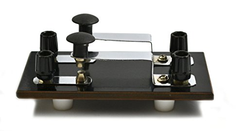 Eisco Labs Contact Key, Telegraphing/Morse Code, Double ()