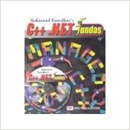 C++. NET FUNDAS 2002 Edition price comparison at Flipkart, Amazon, Crossword, Uread, Bookadda, Landmark, Homeshop18