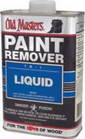 OLD MASTERS 00101 Tm-1 Paint Remover