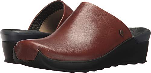 Wolky Comfort Sneakers Ewood Cognac Malibu Suede