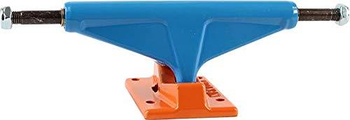 Venture Trucks Midtown High Blue/Orange Skateboard Trucks - 5.25