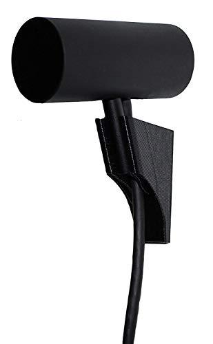 Mount for Oculus Rift Sensor 3 Pack - Tape Included (Black)
