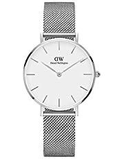Daniel Wellington DW00100164 Petite White Sterling 32mm Womens Watch