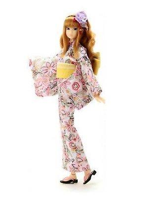 [Pre order momoko DOLL firework date New] (Thumbelina Wig)