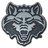 Elektroplate Arkansas State University (Red Wolf) Emblem