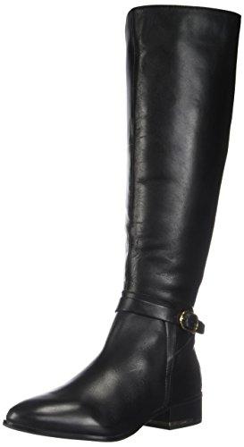 Black Boots Aldo Leather Equestrian Women's YELAWIEL zFpx6gwnxq