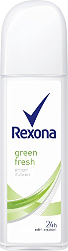 Rexona Deo Pumpspray Green Fresh Anti-Transpirant, 12er Pack (12x 35 ml)