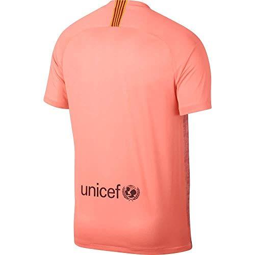 31a1c96e SHOPUS   Nike Men's Soccer F.C. Barcelona Third Jersey (Small)
