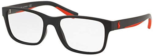 Eyeglasses Polo PH 2195 5732 MATTE BLACK