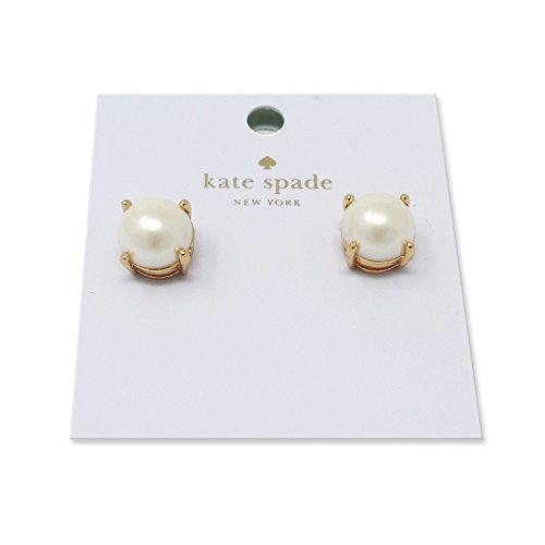Kate Spade New York Stud Earrings (Cream)