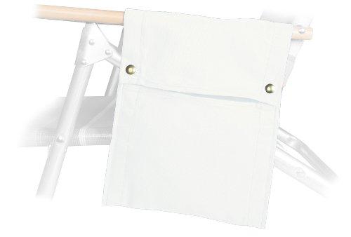 - Telescope Casual Beach Chair Side Bag, White